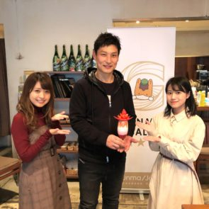 韓国超え!?群馬が生んだ美しすぎる逸品  史上最高のストロベリーボンボンが東京・原宿に登場!